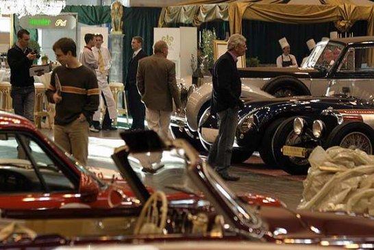 Techno Classica 2006: Treffen der Generationen