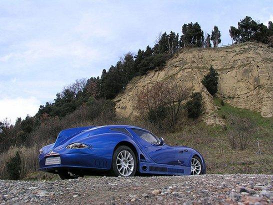 Antas V8 GT – Der Adler ist gelandet