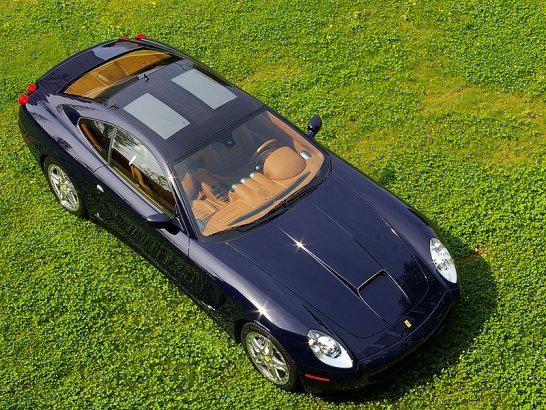 Ferrari Scaglietti Speciale: Maßgefertigt