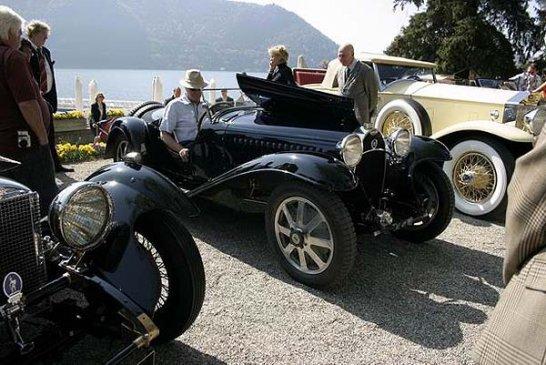 Concorso d'Eleganza Villa d'Este 2006: Schönheit siegt!