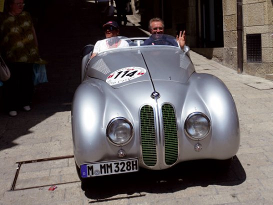 Mille Miglia 2006: Business as usual