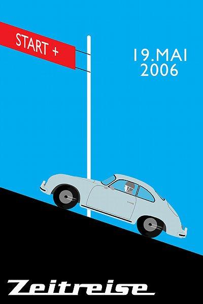 Zeitreise 2006: Oldtimerrallye auf Bestellung