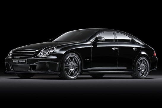 Another record for BRABUS: 362.4 km/h