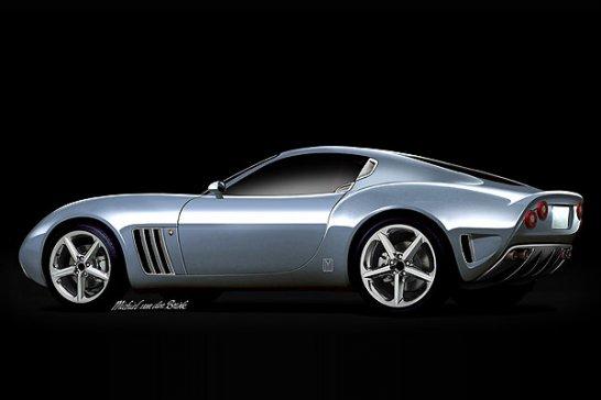 Ferrari 599 GTO Mugello by Vandenbrink