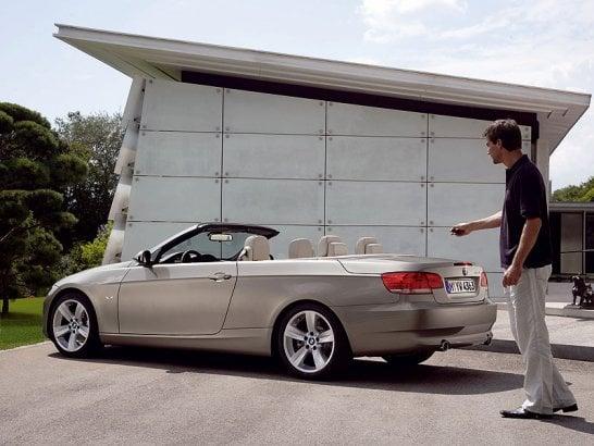 BMW 3er Cabrio – harte Zeiten