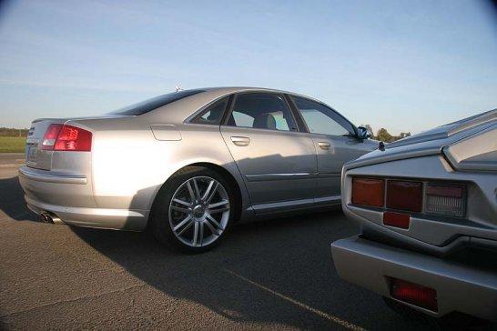 Audi S8  - Part Two