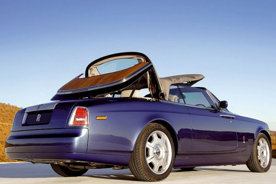 Rolls-Royce Phantom Drophead Coupé für 2 Mio. Dollar