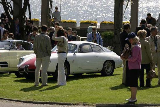 Concorso d'Eleganza Villa d'Este 2007