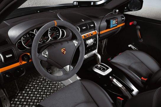 Porsche Cayenne S Transsyberia – Osterweiterung