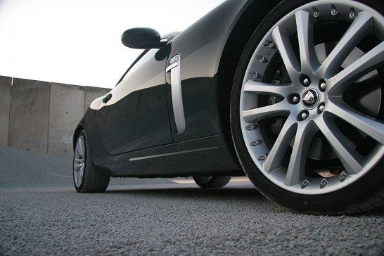 Jaguar XKR Cabriolet