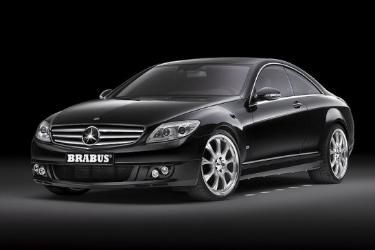 They've done it again - the BRABUS SV12 S Biturbo Coupe