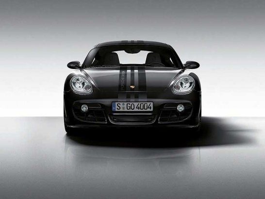 Limited-Edition Cayman S