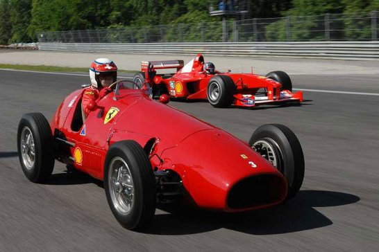 Ferrari Racing Days 2007: Rossa Corsa