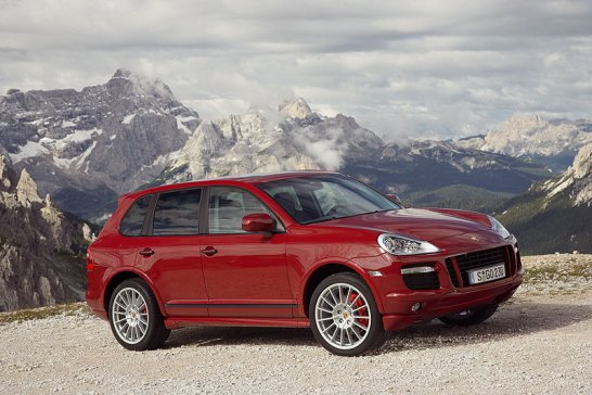 More Power for Porsche Cayenne GTS