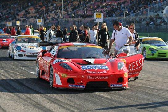 ADAC GT Masters: Das Supercar-Finale
