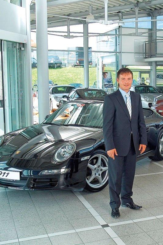 Händlerportrait: Porsche Zentrum Schwarzwald-Baar