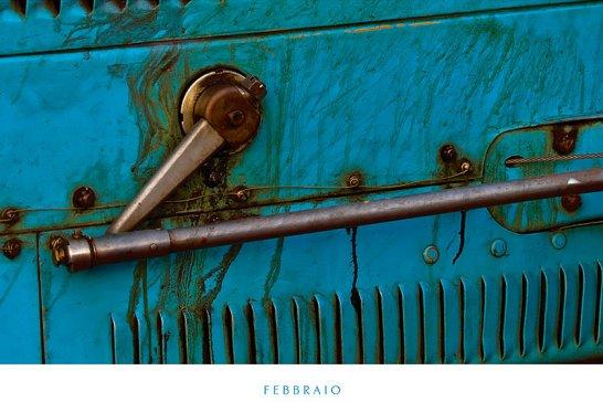 Impressioni di Bugatti Classiche Calendario 2008