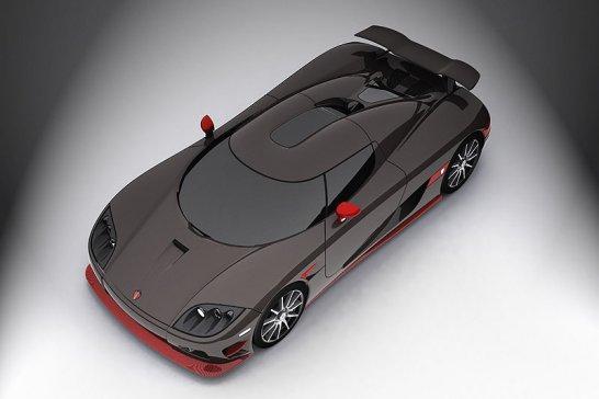 Koenigsegg CCX und CCXR: Königseditionen