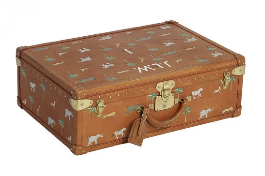 The Darjeeling Limited: Luggage by Louis Vuitton