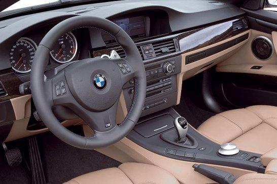 BMW M3 Cabrio: M3 die Dritte