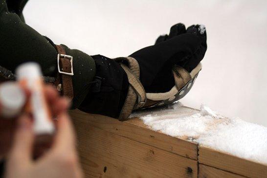St. Moritz: Höhenforschung