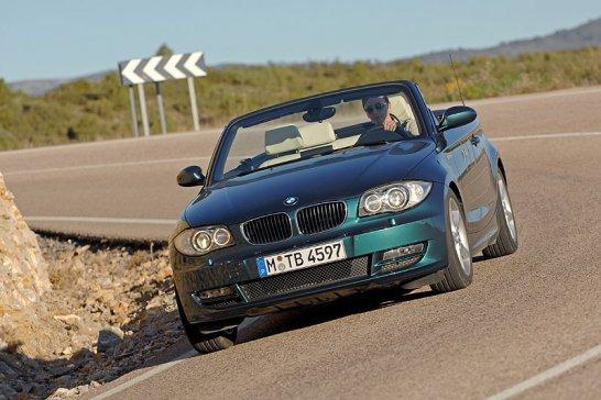 BMW 125i Cabriolet