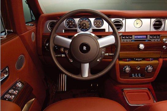Rolls-Royce Phantom Coupé: Sportpalast