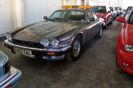 Jaguar Schatzsuche: Britische Chromjuwelen