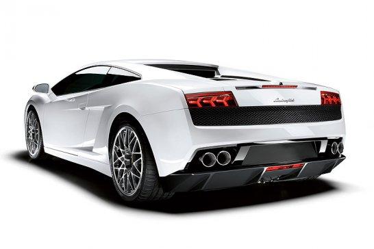 Lamborghini Gallardo LP560-4: Nachgeschärft