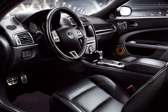 Jaguar XKR-S: Driving Emotion