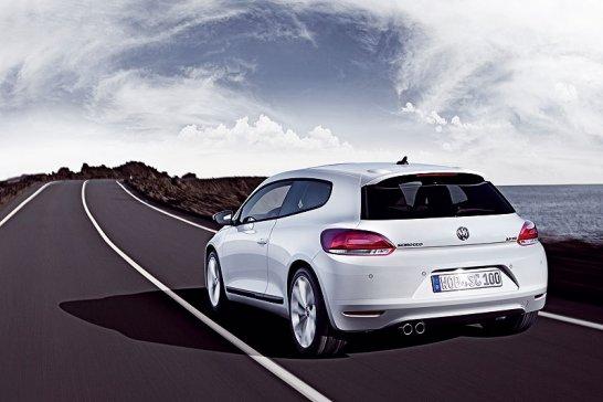 VW Scirocco: Das Comeback