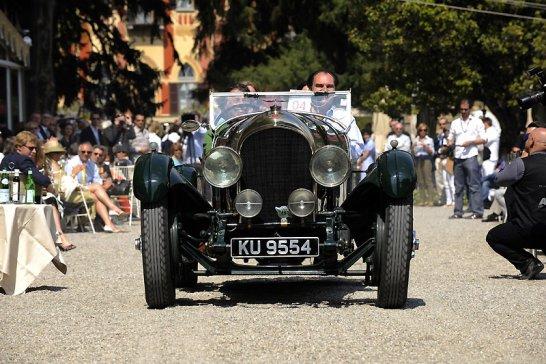Concorso d'Eleganza Villa d'Este: Viaggi nel Tempo