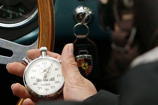 Gaisbergrennen feiert 80. Jubiläum