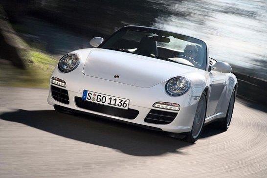 Porsche 911 Carrera 4 und 4S: Reflektors Rückkehr