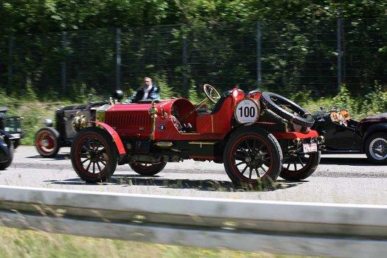 Oldtimer Festival Nürburgring 2008 – Rückblick