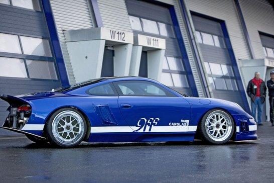 9ff GT9 erreicht 409 km/h