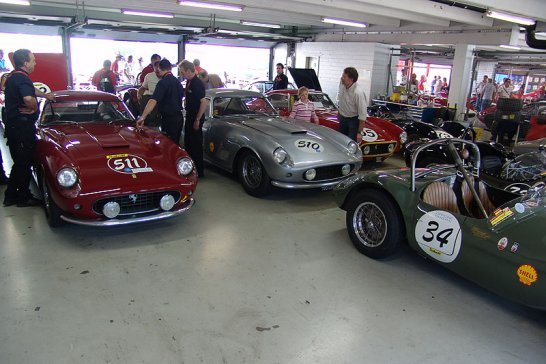 Ferrari Racing Days 2008
