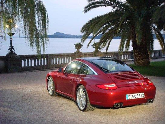Porsche 911 Targa (997/2)