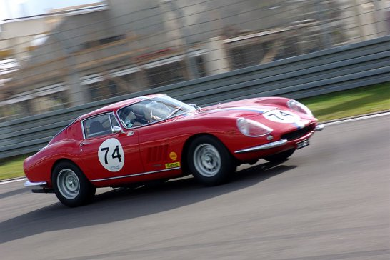 Ferrari Racing Days 2008: Retrospektive