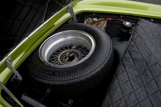 Fiat Ghia G230 S Prototipo