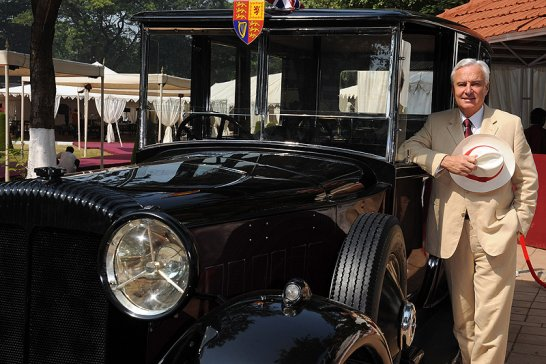 Cartier 'Travel with Style' Concours: Comeback in New Delhi