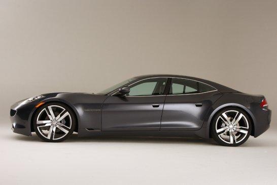 Fisker Karma: 100mpg Hybrid Production Car