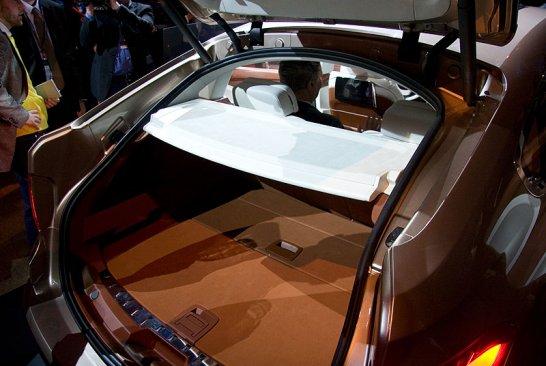 BMW 5er Gran Turismo: Vorpremiere in München