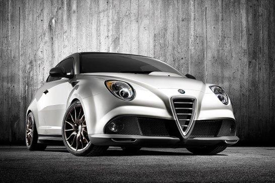 Alfa MiTo GTA Concept at Geneva: Small Car, Big Performance