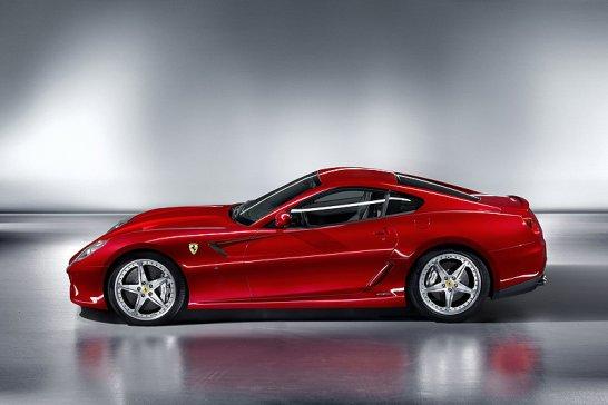 Ferrari 599XX & HGTE: Auf die harte Tour