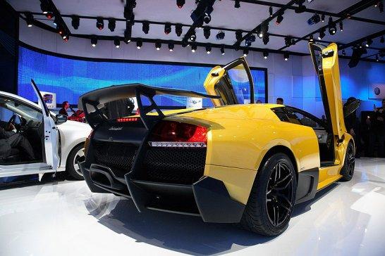 Geneva International Motor Show 2009 – Review