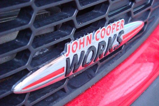 Mini John Cooper Works Clubman