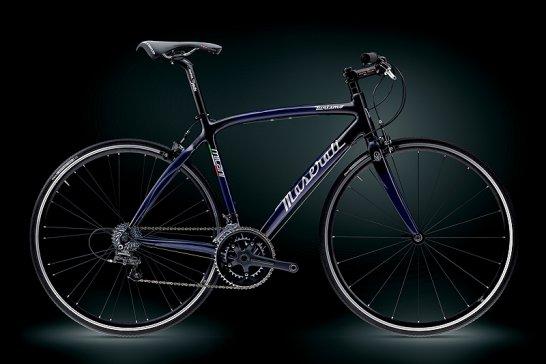 Milani for Maserati: Räder mit Zack