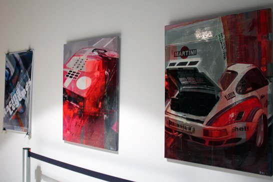 Racing Legends im Meilenwerk Düsseldorf