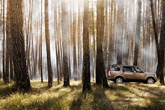 New Range Rovers